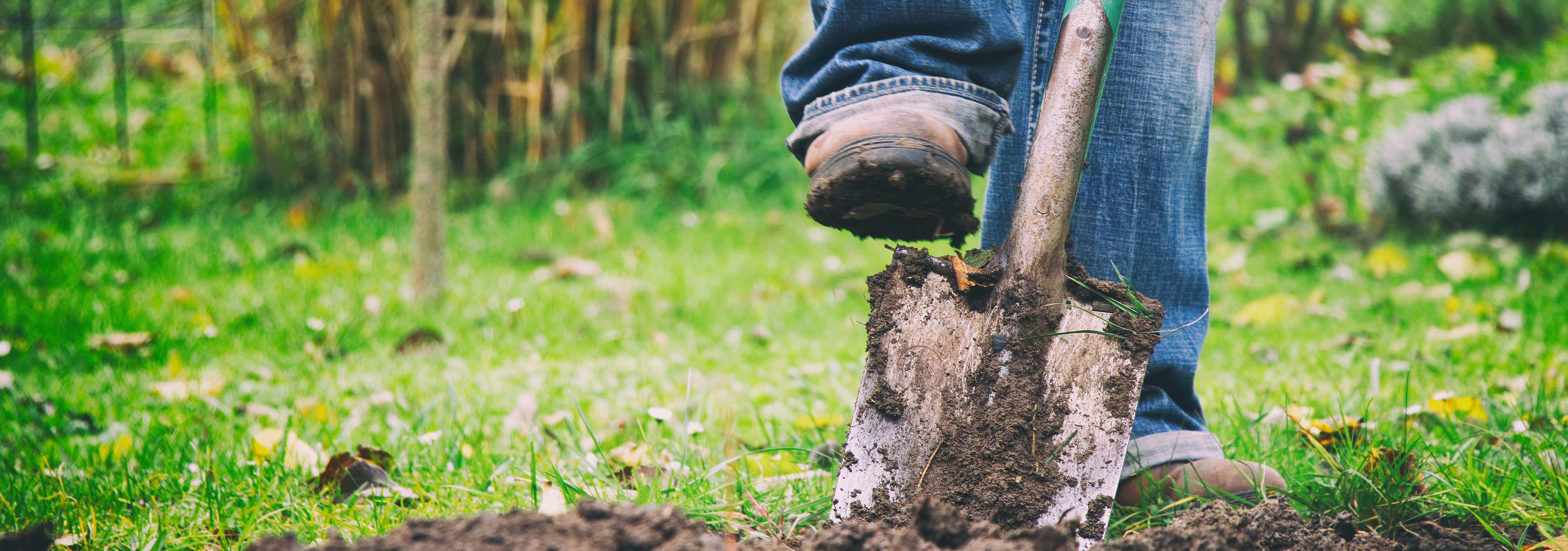 Think Safety: Call before you Dig